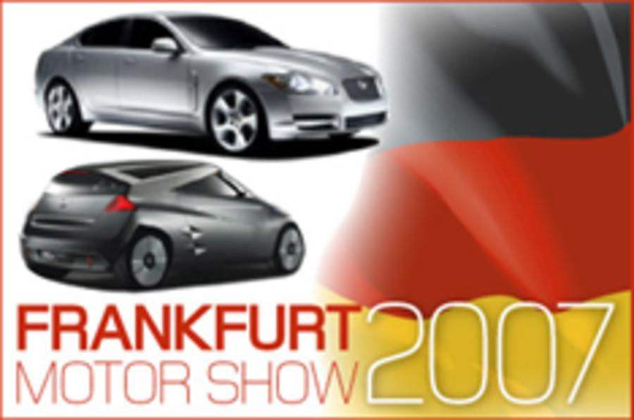 Autocar live from Frankfurt