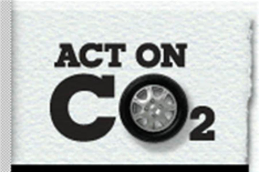 DfT urges motorists to 'Act on CO2'