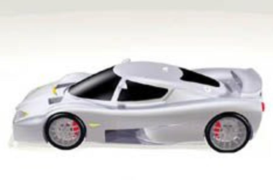 F1 designers reveal 200mph supercar