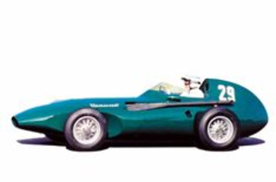 Vanwall name is revived