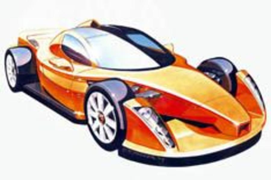 Kiwi supercar aims for Europe