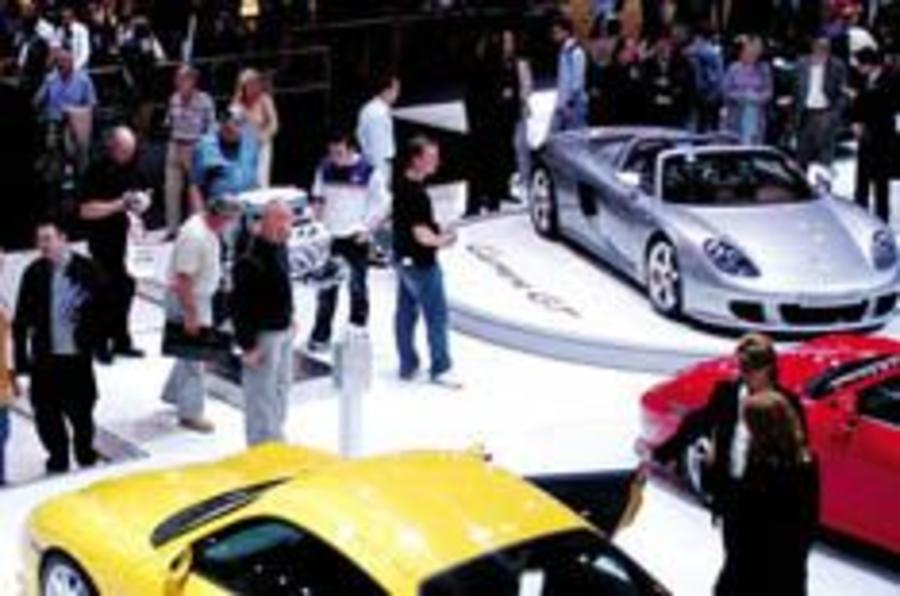 Mixed success for Brit Motor Show