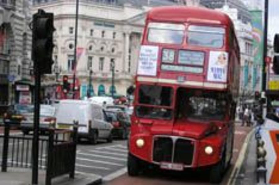 Buses 'poison' pedestrians