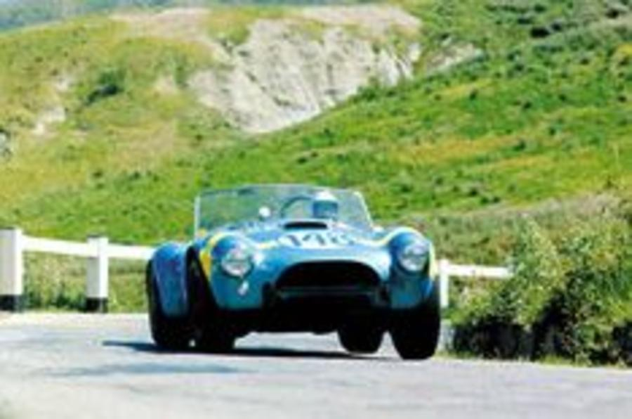 AC and Cobra rekindle relationship