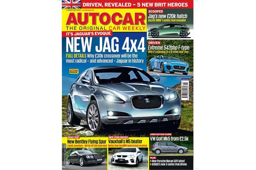 Autocar magazine 7 August preview