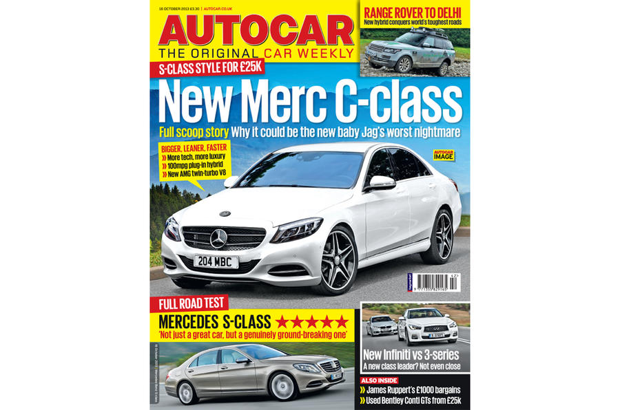 Autocar magazine 16 October preview