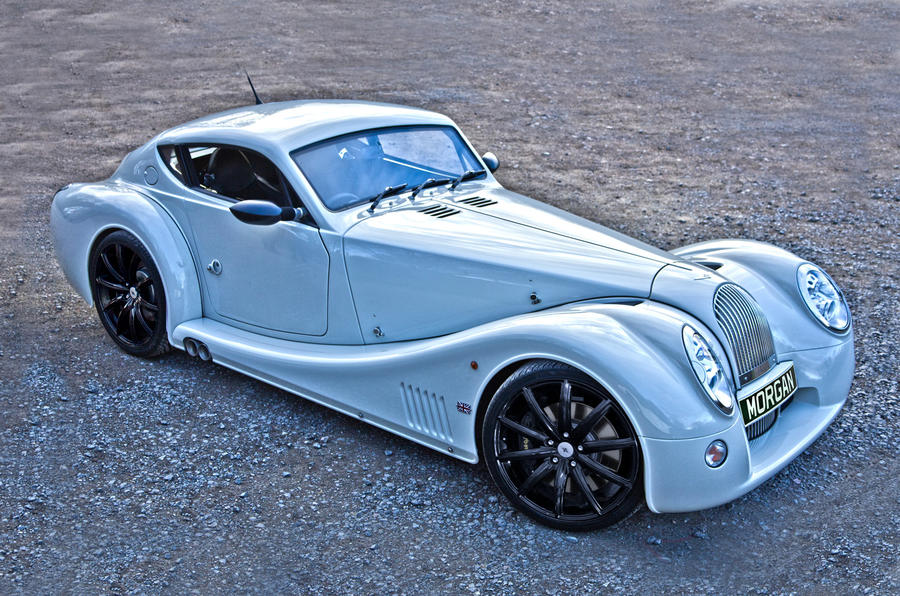 History Of Morgan Motor Company Picture Special Autocar