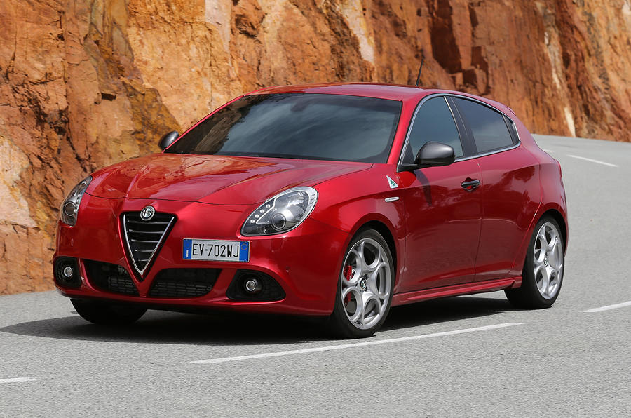new top spec alfa romeo giulietta quadrifoglio verde to cost 28k autocar. Black Bedroom Furniture Sets. Home Design Ideas