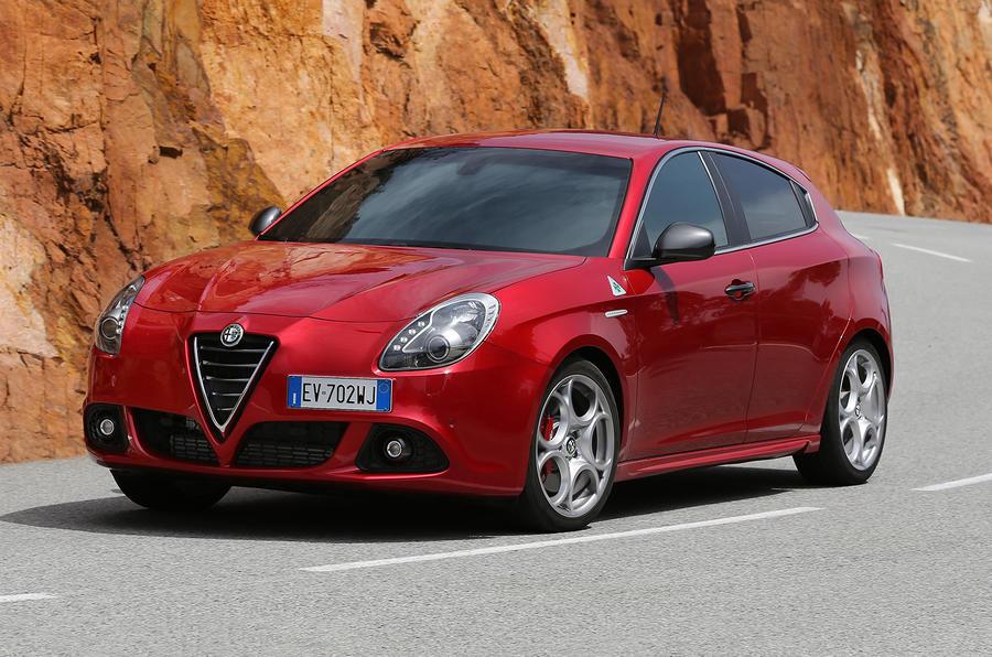 ALFA ROMEO Giulietta Quadrifoglio Verde - 2011, 2012, 2013 ...   Alfa Romeo Giulietta Quadrifoglio