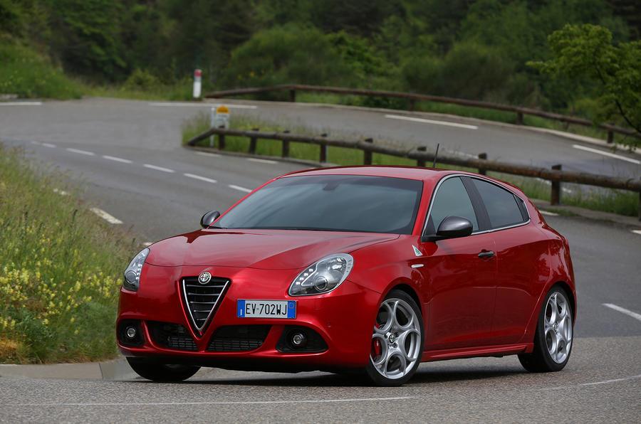 Alfa Romeo Giulietta Quadrifoglio Verde first drive review