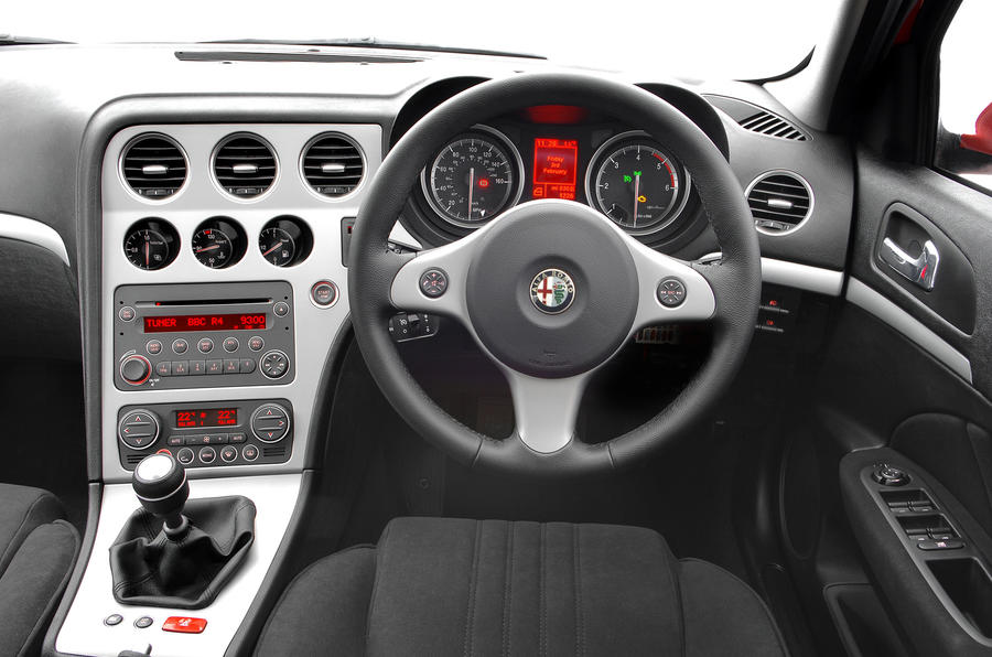 Alfa Romeo 159 2006 2011 Review 2017 Autocar