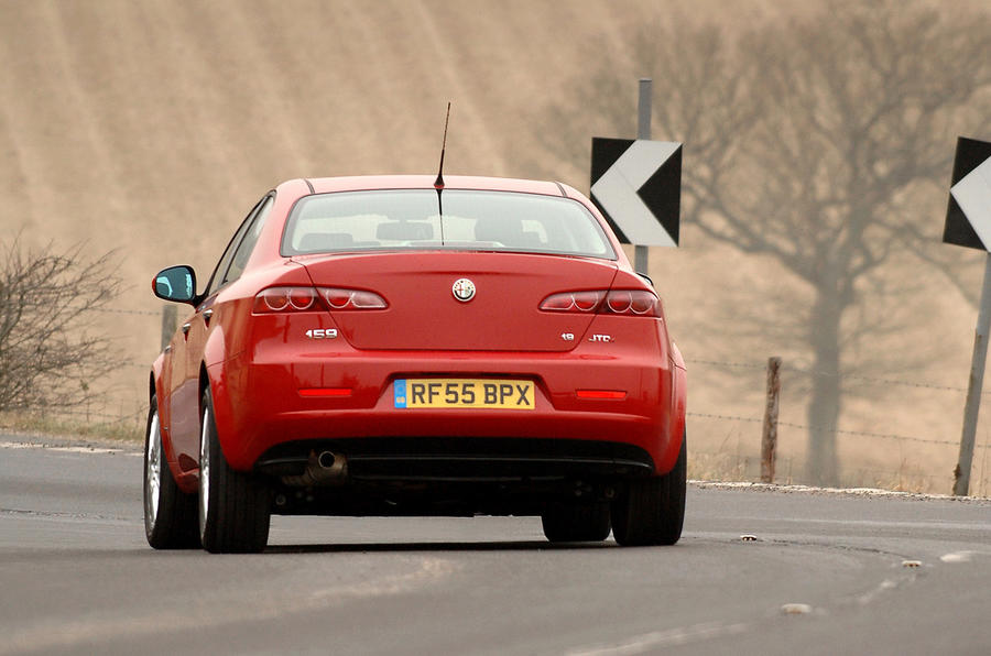 Alfa Romeo 159 2006 2011 Review 2019 Autocar