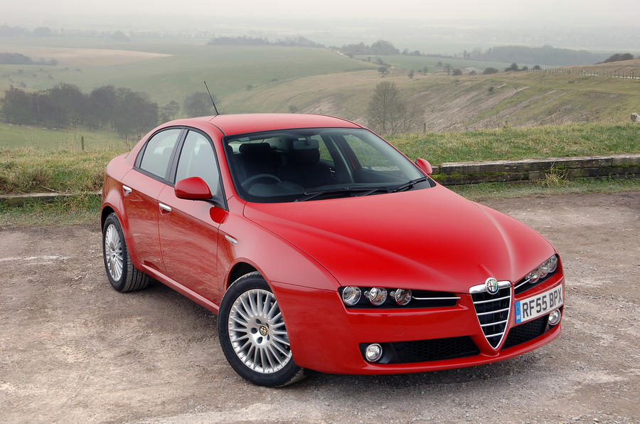Alfa Romeo 159 2006 2011 Review 2018 Autocar
