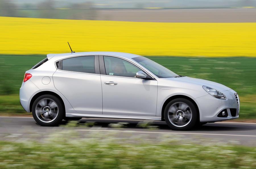 Alfa Romeo Giulietta 1.4 TB MultiAir first drive review