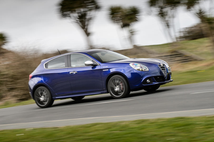 2014 Alfa Romeo Giulietta UK first drive review