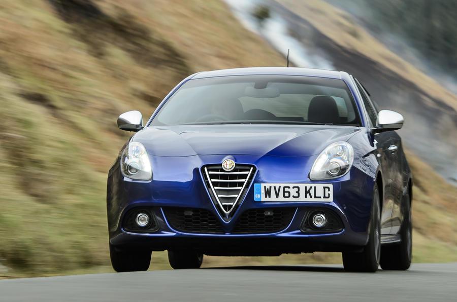 Alfa romeo giulietta engine noise 13