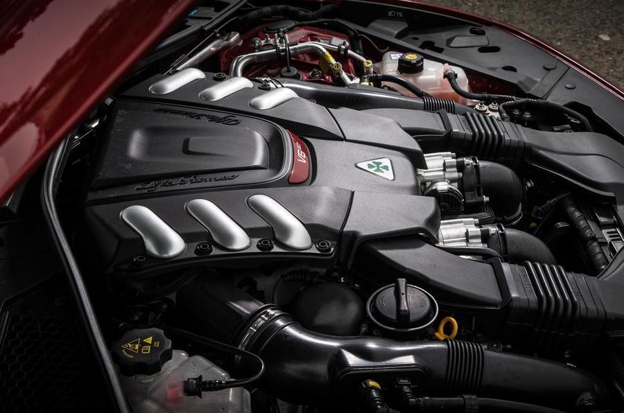Alfa Romeo Giulia Quadrifoglio performance | Autocar