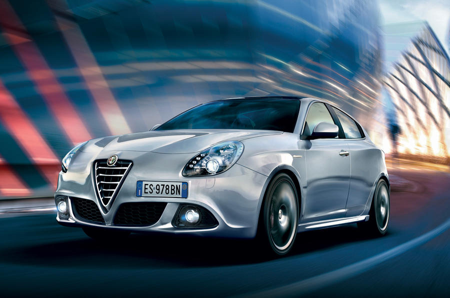 New diesel engine for revised Alfa Romeo Giulietta