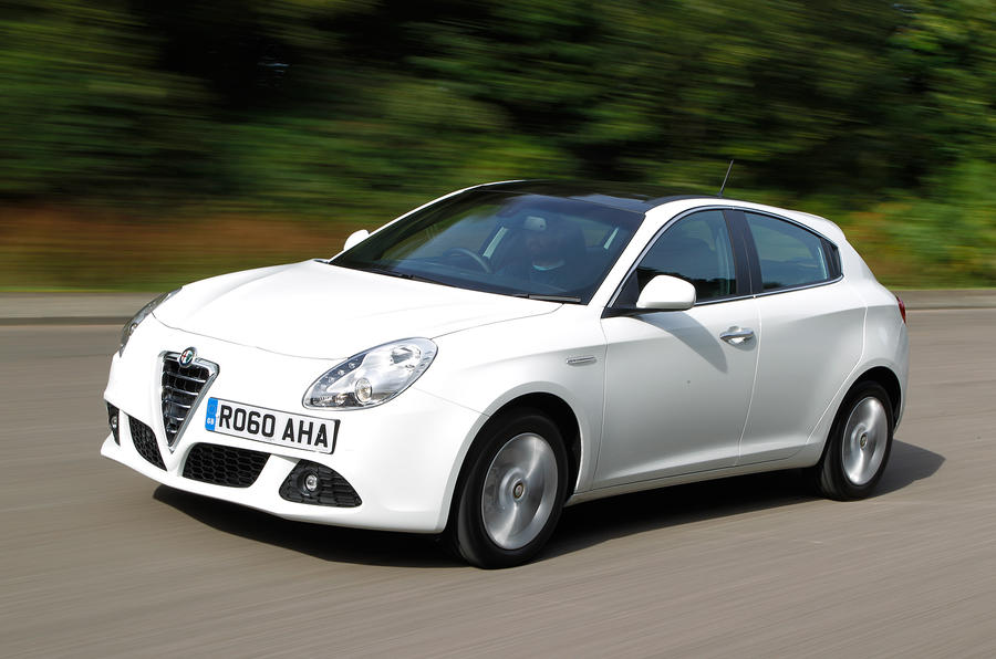 Alfa Romeo Giulietta has excellent roadhandling