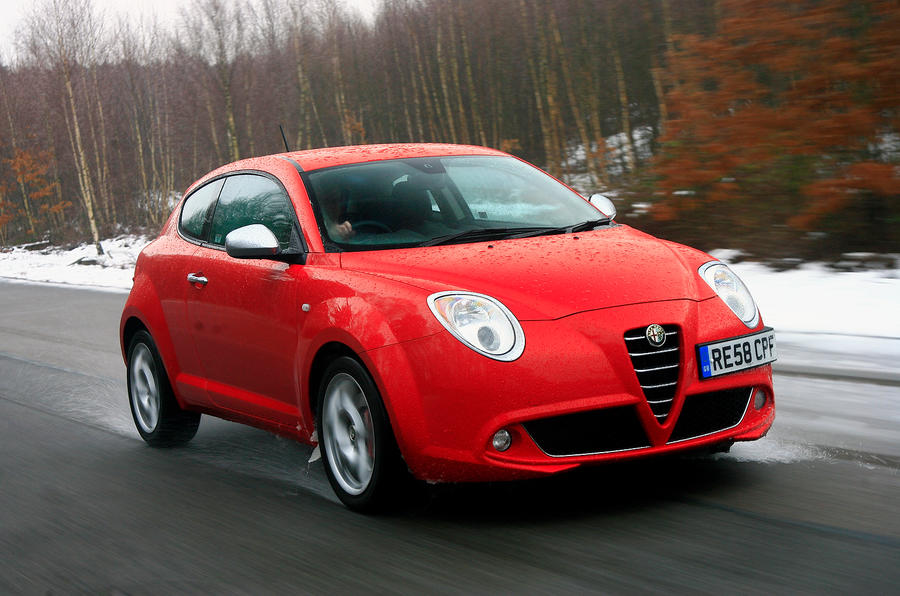 alfa romeo mito review 2016 autocar. Black Bedroom Furniture Sets. Home Design Ideas