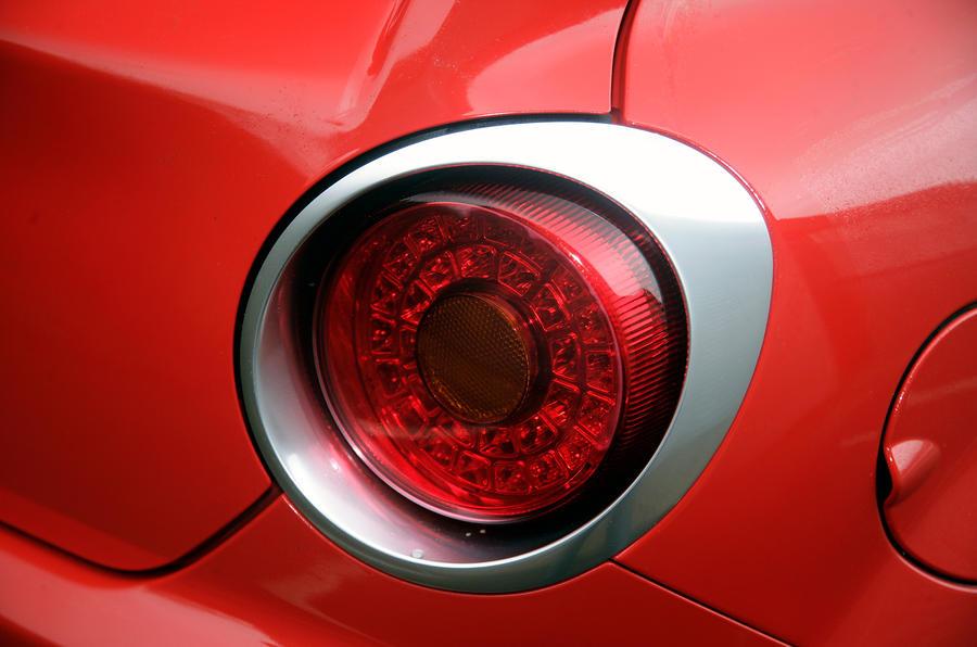 Distinctive Alfa Romeo Mito headlights