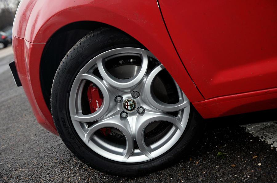 Unique alloys for the Alfa Mito