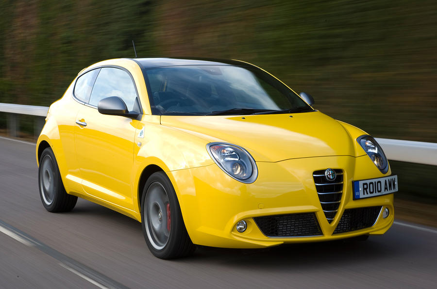 The flexible Alfa Mito Cloverleaf