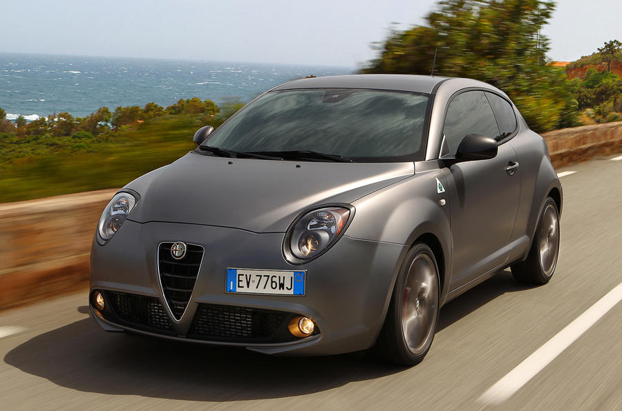 Alfa Romeo Mito Quadrifoglio Verde first drive review