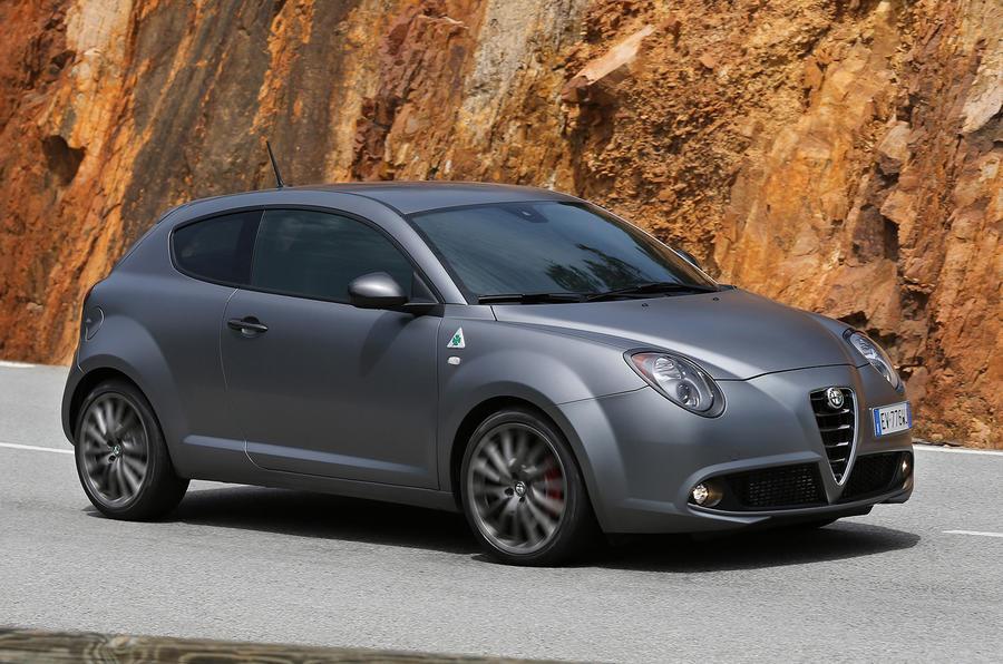Alfa Romeo Mito Quadrifoglio Verde first drive review