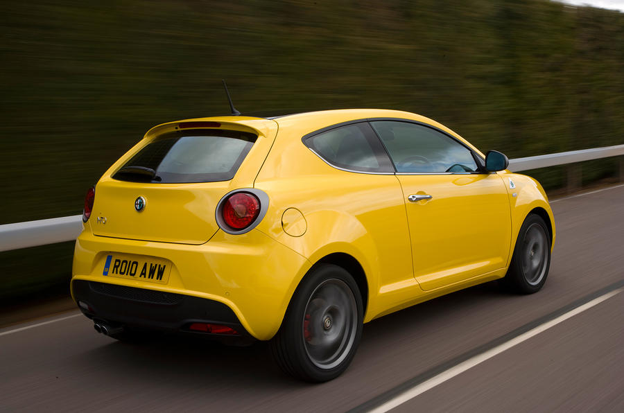 Alfa Mito Cloverleaf always feels rapid