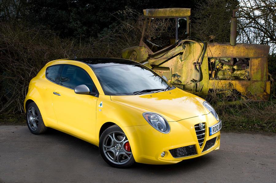 3.5 star Alfa Romeo Mito Cloverleaf