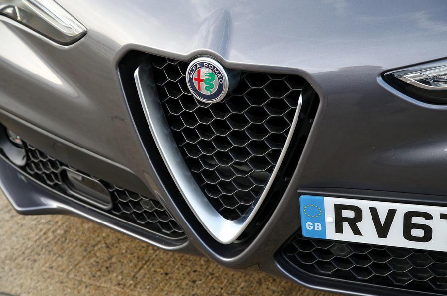 Alfa Romeo Stelvio Design Styling Autocar