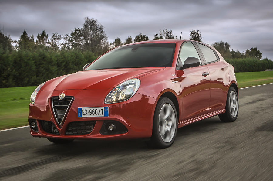 Alfa Romeo Giulietta Sprint 1.4 MultiAir first drive review