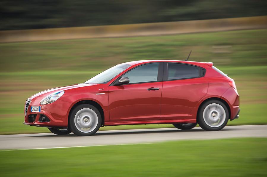 Alfa Romeo Giulietta Sprint 1.4 MultiAir first drive review