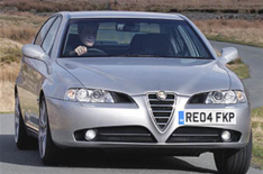 Alfa 166 loses the most value