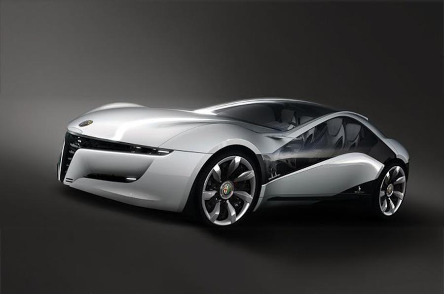 Geneva motor show: Alfa Romeo Pandion