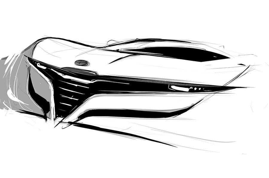 Geneva motor show: Bertone Alfa concept