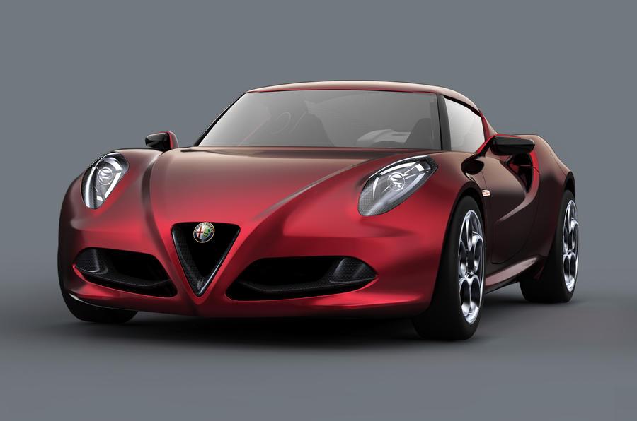 Porsche engines in VW/Alfa deal