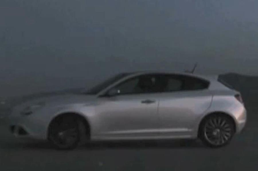 Geneva motor show: Alfa Giulietta