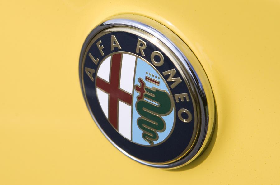 Alfa reveals mega-motor
