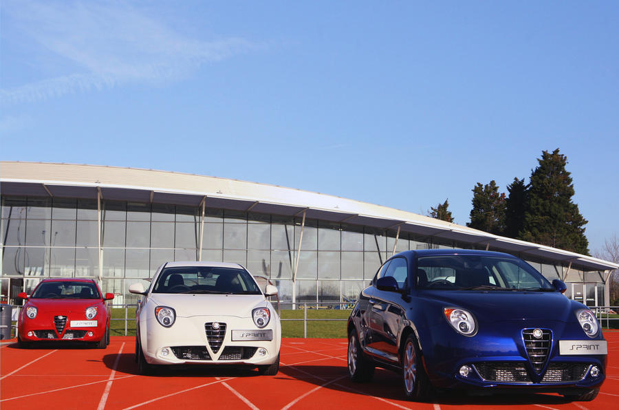 Alfa launches new Mito special
