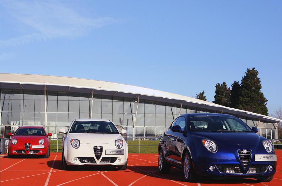 Alfa launches new Mito special