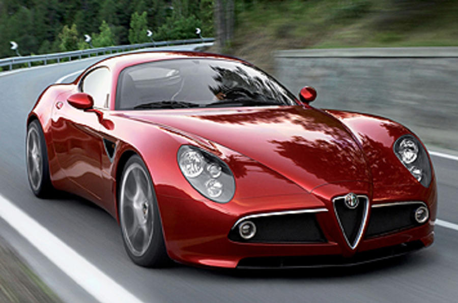 Alfa to launch new '4C' coupe