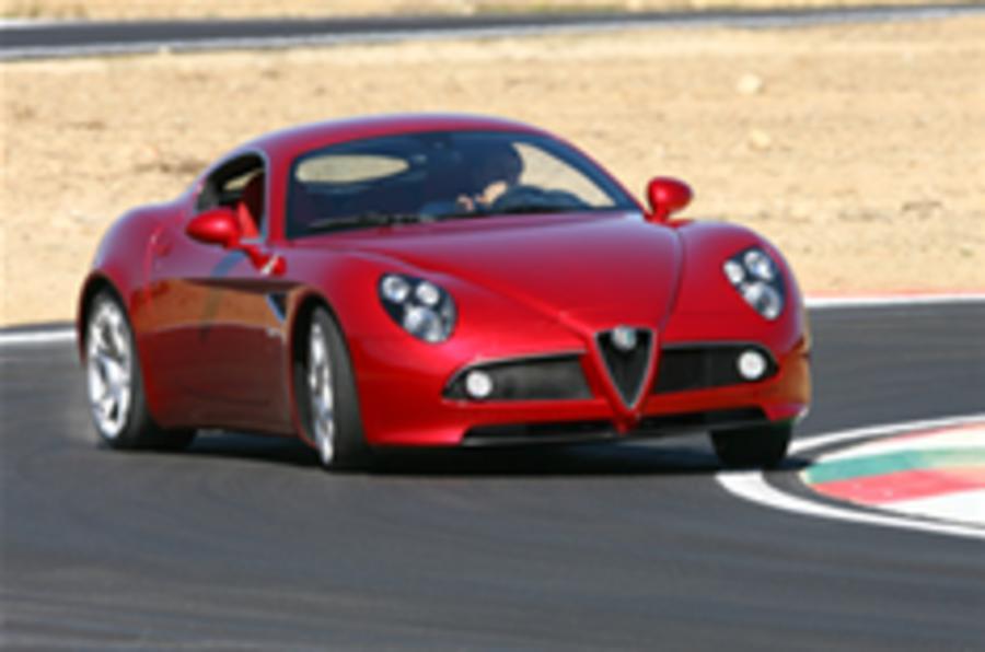 Exclusive: Alfa 8C GTA