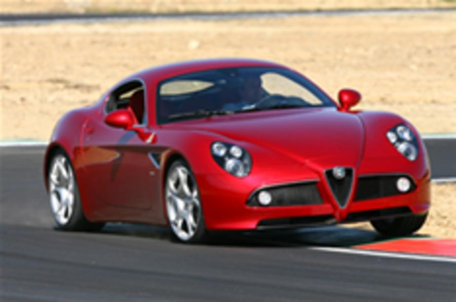 Alfa delays US return