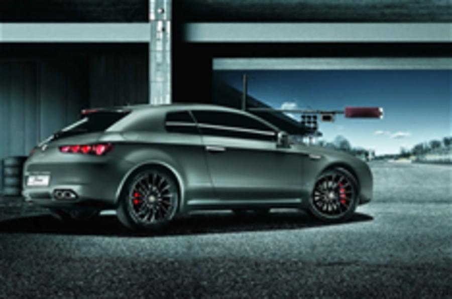 Alfa reveals special-edition Brera