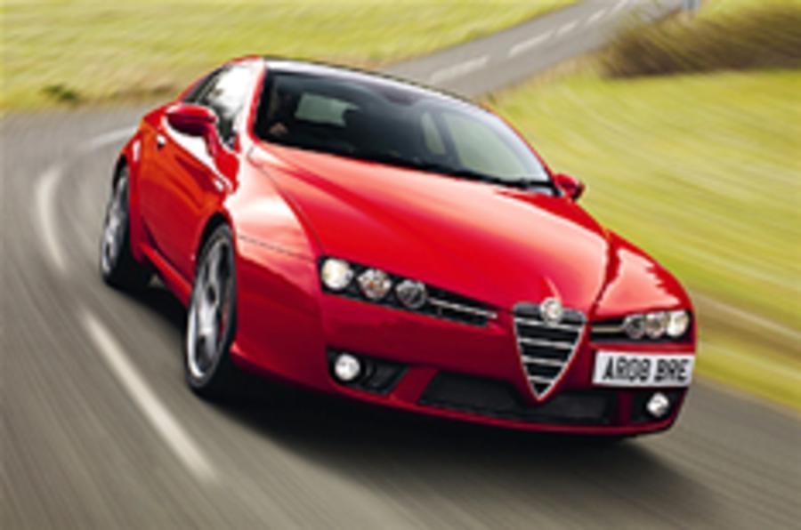 Alfa Brera sharpens up