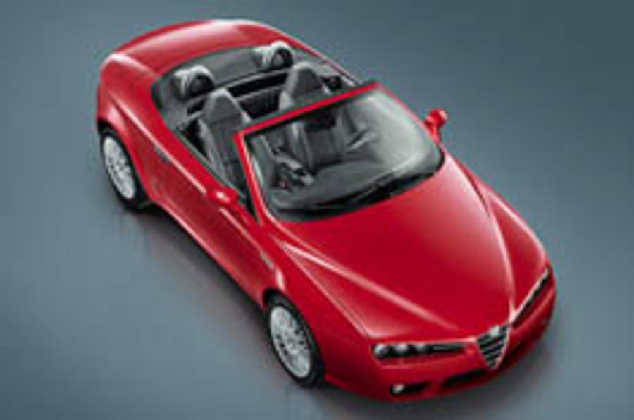 Stylish new Alfas for Geneva