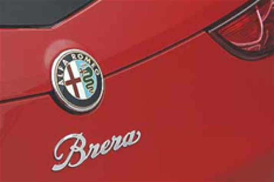 Alfa Brera gets Prodrive treatment