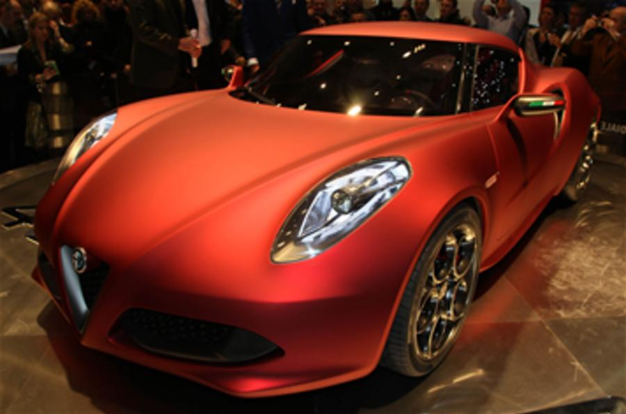 Alfa 4C to spearhead US relaunch